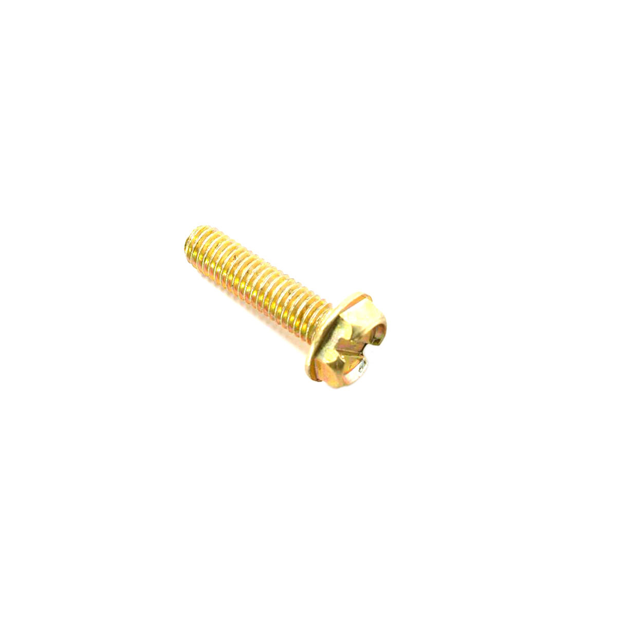 Scag Hex Slotted Washer Head+C189 Screw #10-32 x 3/4 inch 04010-12