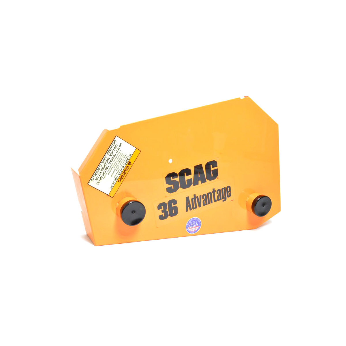 Scag Belt Cover with Decals SWM-36 462393 | ScagParts com