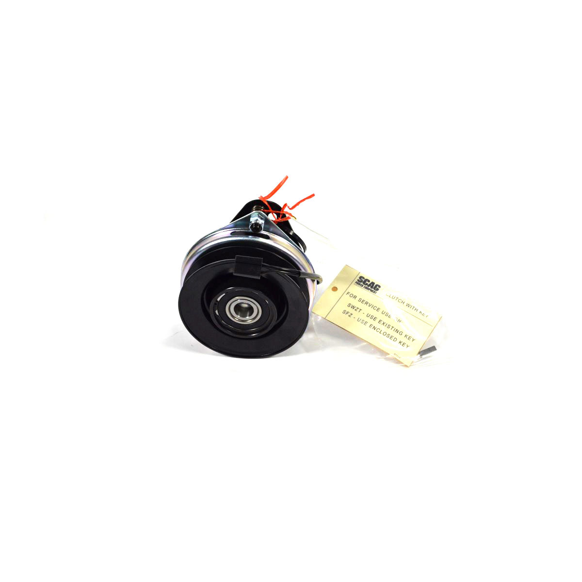 Scag Electric Clutch with Tag GT-BS03 462610
