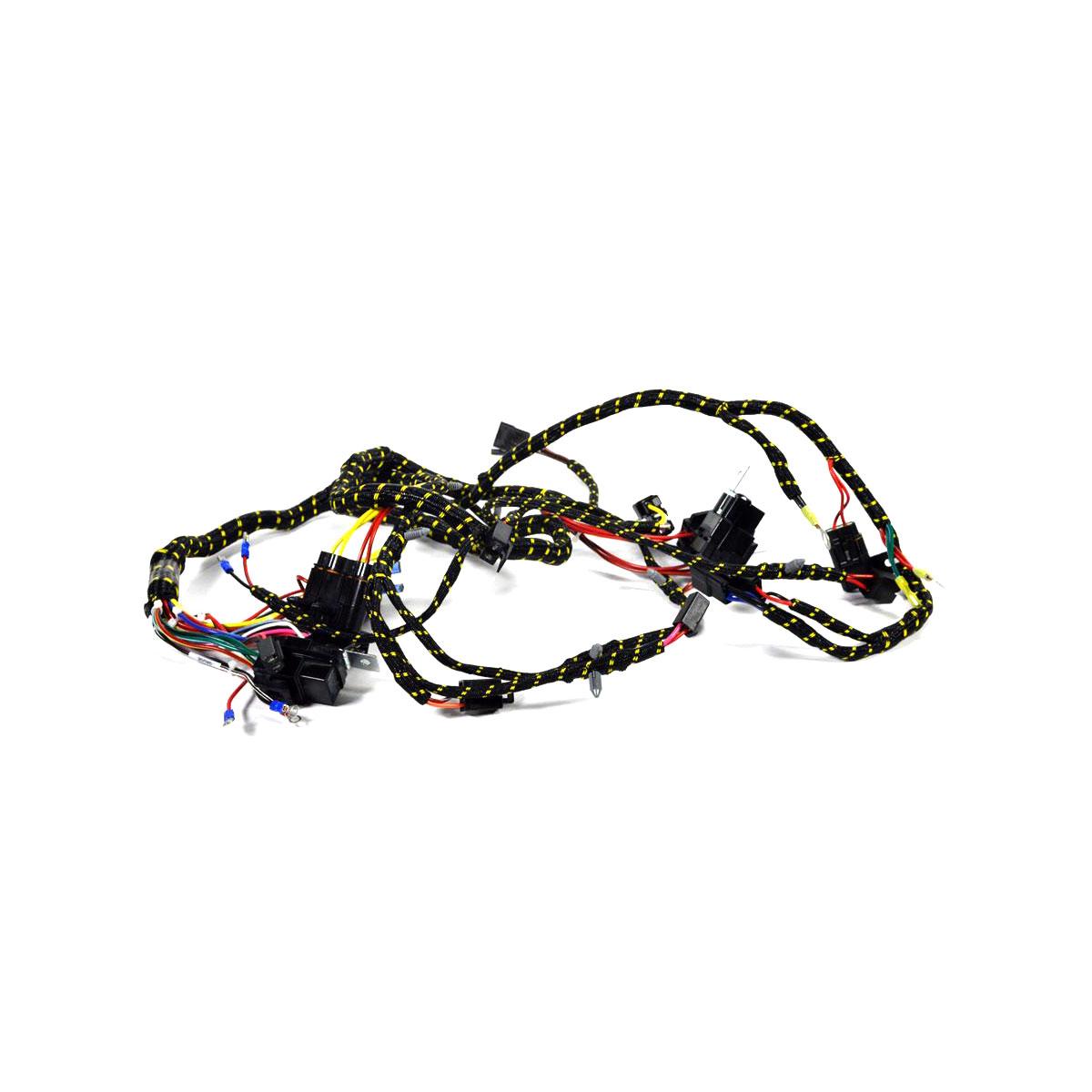 Scag Wire Harness Stt Dfi 484657 Wiring