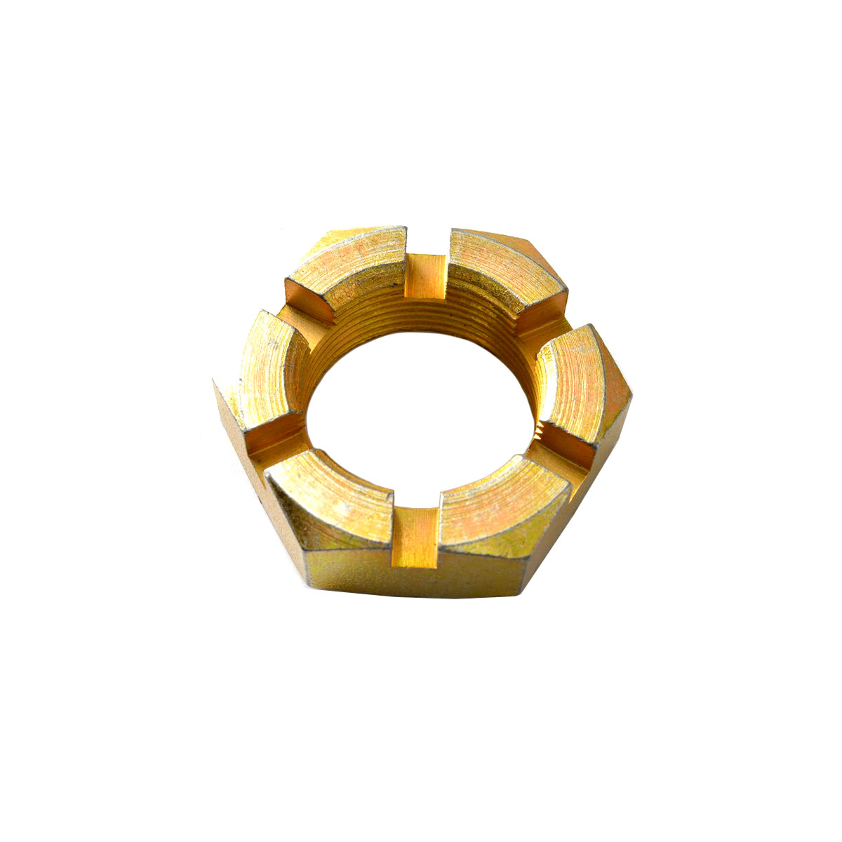 Scag Hex Nut 1-20 Slotted HG51821