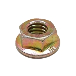 Scag Serrated Flange Hex Head Zinc Nut 5/16-18 04019-03