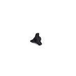 Scag Small Plastic Wing Nut 3/8 inch 04029-04