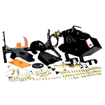 Scag Installation kit for 61 inch Tiger Cat II 901F