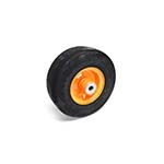 Scag Flat Free Front Caster Tire & Wheel Assembly (Fixed Deck W/B & STHM) 9275