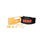 Scag Fabric 4 Cubic Feet Capacity GC-F4