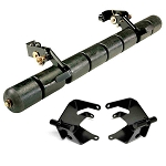Scag Lawn Striper Roller & Install Kit Combo for Cheetah SCZ with 48